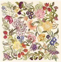 Roseworks - Design Embroidery Kits