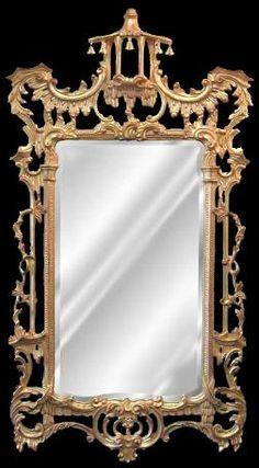espejos antiguos dorados modernos espejo en la pared espejo espejo redo dormitorio rectangle antique campanello rectangle