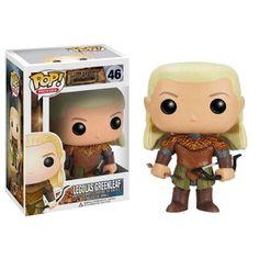 Der Hobbit 2 POP! Vinyl Wackelkopf-Figur Legolas 10 cm Der Hobbit - Hadesflamme - Merchandise - Onlineshop für alles was das (Fan) Herz begehrt!