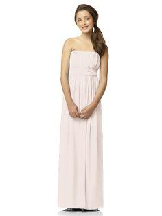 Junior Bridesmaid Style JR519 http://www.dessy.com/dresses/junior-bridesmaid/jr519/#.UvYc1cu9KK1