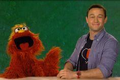 Sesame Street: Joseph Gordon-Levitt and Murray - Reinforce