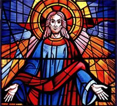 religious stained glass iconic - Google Search