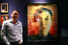 Artist Philip Hua | More Than Your Selfie Talks Exhibit