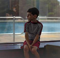 Vêtement garçon : maillot de bain IKKS
