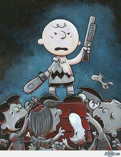 Snoopy zombie