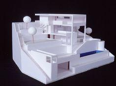 Diener House, Ronco Switzerland | Luigi Snozzi | theredlist.com