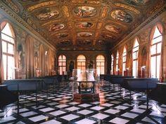 Sansovino Library, Venice, Italy