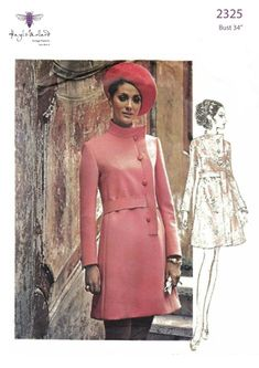 """Vintage 1970/'s Sewing Pattern Prominent Designer Orsini Halter Neck Dress B 36/"""""""