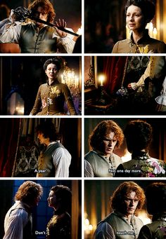 GIFSET - 2x05 Untimely Resurrection // Don't....touch me