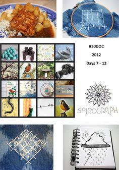 #30DOC Days 7-12
