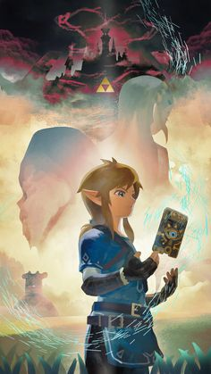 Awesome Zelda pic!