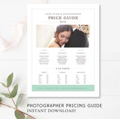 Boudoir Trifold Brochure Boudoir Brochure Boudoir Photography