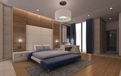 Behance :: Editing Contemporary apartment, Delhi