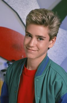 <> Mark-Paul Gosselaar (aka Zack Morris!)