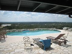 Texas Hill Country Home- would be perfect for when we add the pool!