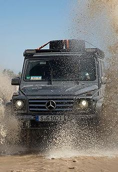 Mike Horn has traveled with his trusty Mercedes-Benz G-Class through 13 countries, from his house in Switzerland all the way to Pakistan, home of the mighty K2. Here, the traveler shares his insights on the drive, its many challenges, and how opting for this mode of transport has heightened his experiences.