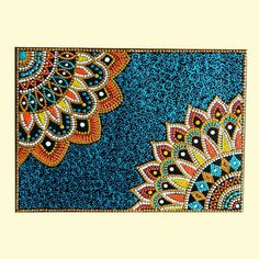"""Baby Names Discover Passport Cover """"Two Suns"""" . Glass Painting Designs, Dot Art Painting, Mandala Painting, Mandala Drawing, Stone Painting, Mandala Canvas, Mandala Dots, Mandala Pattern, Mandala Art Lesson"""