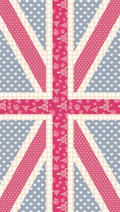 England Love iPhone & iPod Case by Pink Berry Patterns