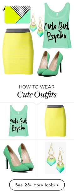 """""""Untitled #526"""" by jediina-ja on Polyvore featuring Casetify, Alexander Wang and Alexis Bittar"""