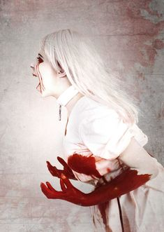 Hysteria by ~AnnaProvidence on deviantART Madly in LOVE with this picture and cosplayer.