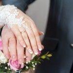 Maniküre für die Braut: Bereit zum Ringtausch