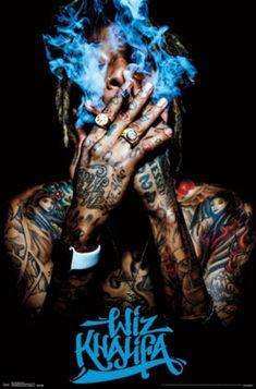 Smoke Wallpaper, Supreme Wallpaper, Graffiti Wallpaper, Arte Do Hip Hop, Hip Hop Art, Wis Khalifa, Wiz Khalifa Smoking, Arte Cholo, Dope Wallpapers