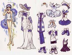 SCANLATOR SHURIKEN: Paper Dolls Guerreiras magicas de heyearth