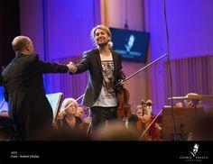 David Garrett, George Enescu Festival - Romania, 14.09.2017