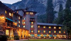 the best places to stay at your favorite national parks!  on domino.com