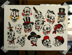 american traditional chest tattoos - Google Search