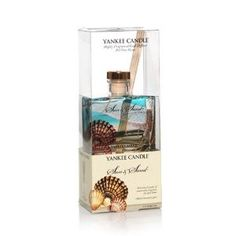 BEST home fragrance oil. Love the smell! Yankee Candle Sun  Sand