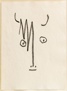 Picasso: Untitled [Face of a Bull] | Oglethorpe University Museum of Art
