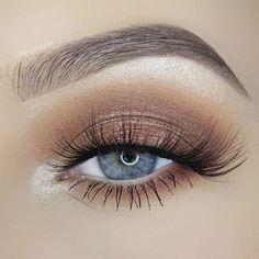 Natürlicher Make-up-Look - Prom Makeup Looks Makeup Inspo, Makeup Inspiration, Beauty Makeup, Makeup Ideas, Makeup Style, Makeup Tutorials, Makeup Tips, Beauty Tips, Style Inspiration