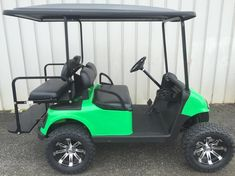 Custom Golf Carts Gallery   Golf Cars of Hickory Best Golf Cart, Custom Golf Carts, New Golf, Car Lights, Cars, Gallery, Roof Rack, Autos, Car