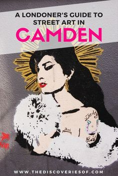 Discover the awesome street art in Camden, London with this free self-guided tour and map. Click to read the full article.