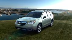 Subaru Forester | The New 2015 Forester Compact SUV. I really, really wish they would bring the automatic diesel to the US.