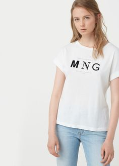 Cotton modal-blend t-shirt -  Women | OUTLET USA