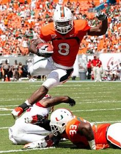 """ACC Recognizes Duke Johnson as """"Rookie of the Year"""""""