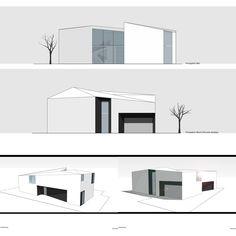 #officinarkitettura #villa designed by arch Andrea Bernagozzi arch Francesca Albanesi www.officinarkitettura.it #architecture #art #design