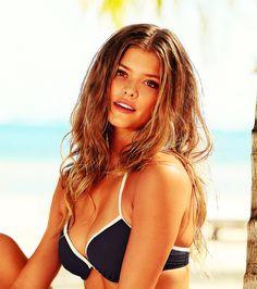 Nina Agdal - Dutch beauty | model behavior | Pinterest ...