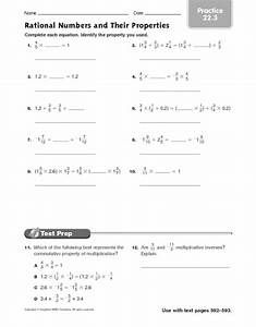 Rational Numbers Ordering Worksheet Yahoo Image Search Results