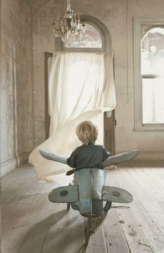 Imagine and fly my child Deco Kids, Little Boys, Lil Boy, Cute Kids, The Dreamers, Kids Fashion, Shabby Chic, In This Moment, Imagination