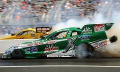 john force racing | John Force Mustang Funny Car: