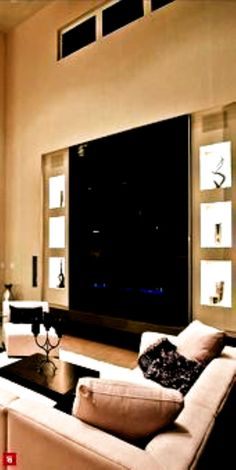 tv wall ideas tv wall ideas with fireplace tv wall ideas design tv wall decor tv. - tv wall ideas tv wall ideas with fireplace tv wall ideas design tv wall decor tv… – tv wall id - Wall Mount Entertainment Center, Home Entertainment Centers, Fireplace Tv Wall, Fireplace Ideas, Tv Wall Decor, Modern Wall Decor, Modern Tv Wall Units, Living Room Decor, Bedroom Decor