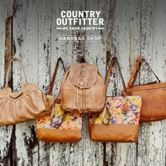 country outfitter - handbags