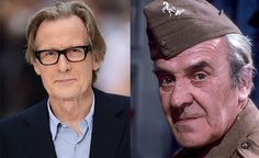 Who has been cast in the Dad's Army film?Meet the cast of the new Dad's Army film Toby Jones, Bill Nighy, Michael Gambon, Bill Nighy, Mark Gatiss, Sarah Lancashire and Catherine Zeta-Jones among the names signed up for big-screen adaptation of the classic BBC wartime comedy