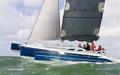 Dragonfly 35 trimaran: European Yacht of the Year 2008