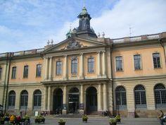 Nobel Museum in Stockholm, Storstockholm