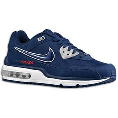 Nike Air Max Wright (Midnight Navy/Silver/Team Red) my-style Nike Air Max Wright, Nike Air Max Ltd, Fly Shoes, Nike Shoes, Nike World, Air Max Sneakers, Sneakers Nike, Running Accessories, Nike Air Jordans