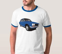 Great Datsun 1600 or 510 from was popular family car all around the world. Get this retro car illustration printed in T-shirts and other items. Retro Cars, Vintage Cars, Datsun 1600, Datsun Bluebird, Car Illustration, Japanese Cars, Classic Cars, Automobile, Prints